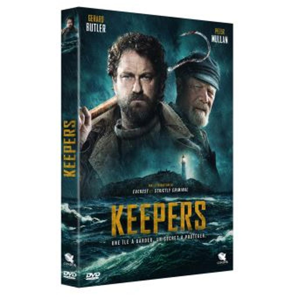 Keepers / Kristoffer Nyholm, réalisateur |