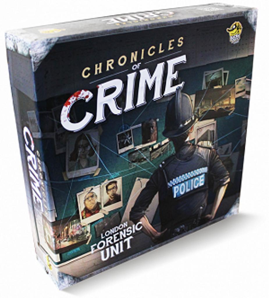 Chronicles of crimes : Enquêtes criminelles / David Circurel  