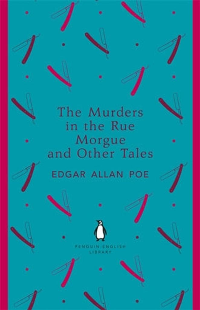 The Murders in the Rue Morgue and Other Tales / Edgar Allan Poe |