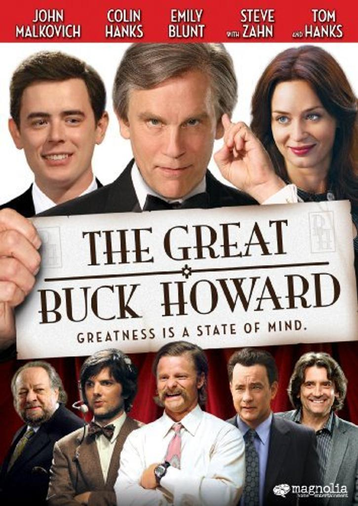 Le grand Buck Howard / Sean McGinly, réalisateur, scénario |