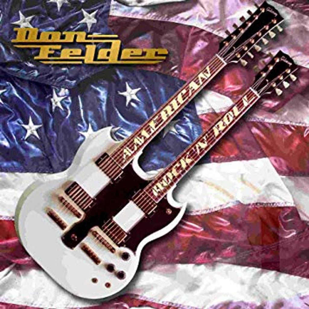 American rock'n'roll / Don Felder |