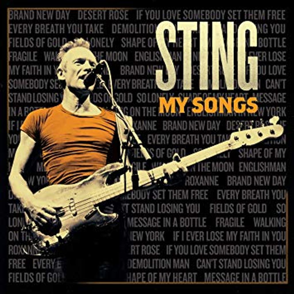 My songs / Sting |