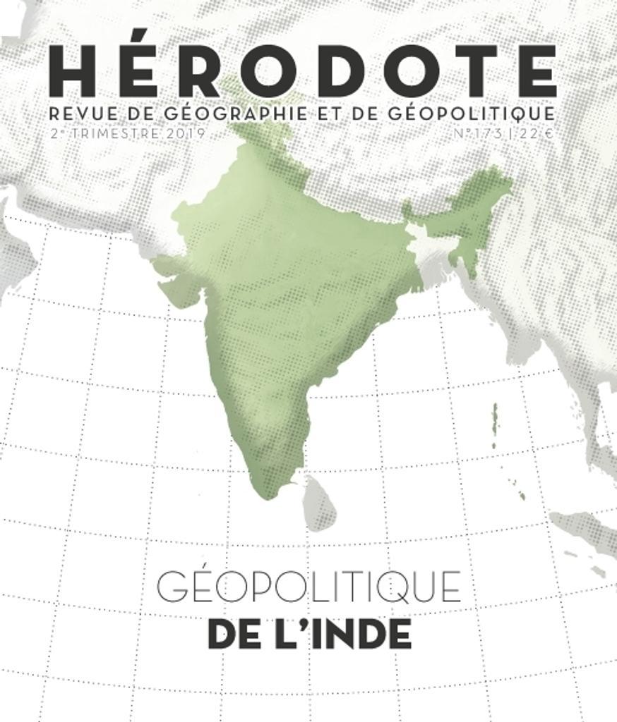 Hérodote : revue de géographie et de géopolitique. 173, Avr. 2019 |