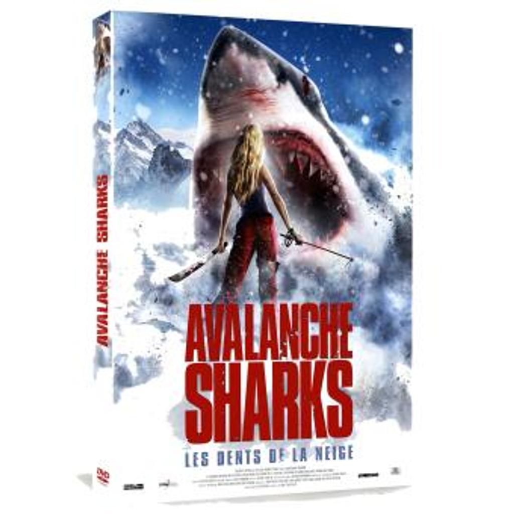 Avalanche sharks : les dents de la neige / Scott Wheeler, réalisateur |
