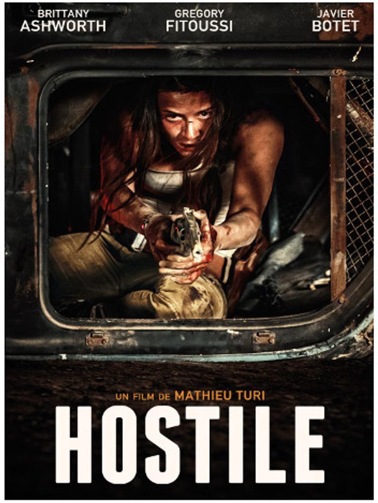 Hostile / Mathieu Turi, réalisateur, scénario |