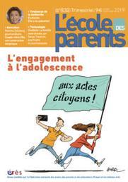 L' école des parents. 632, Juillet 2019  
