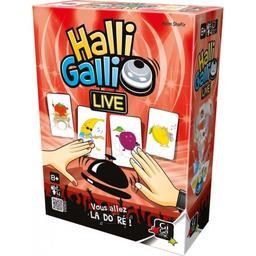 Halli galli live / Haim Shafir | Shafir, Haim. Auteur