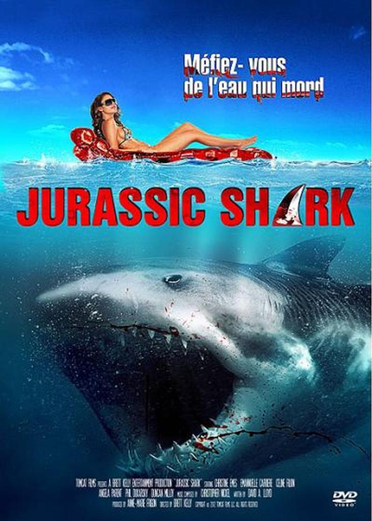 Jurassic shark / Brett Kelly, réalisateur |