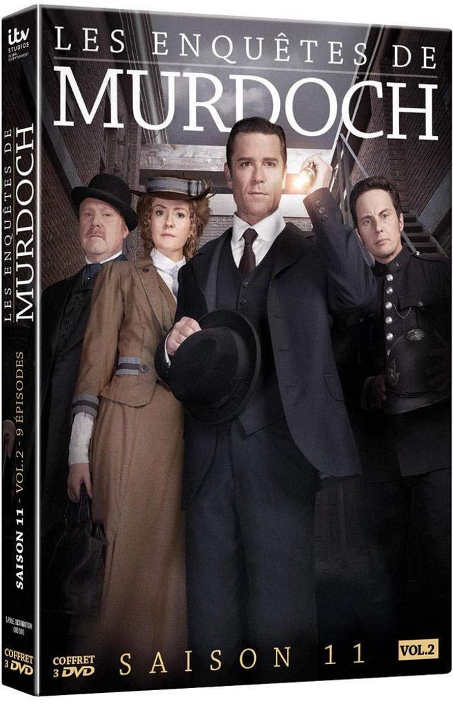 Les enquêtes de Murdoch saison 11, vol.2 / Alexandra Zarowny, Maureen Jennings, Cal Coons, créateurs |
