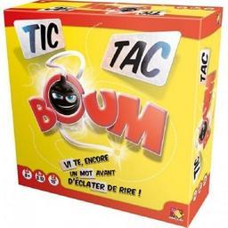 Tic tac boum / Jean Charles Rodriguez, Sylvie Barc | Barc, Sylvie. Auteur