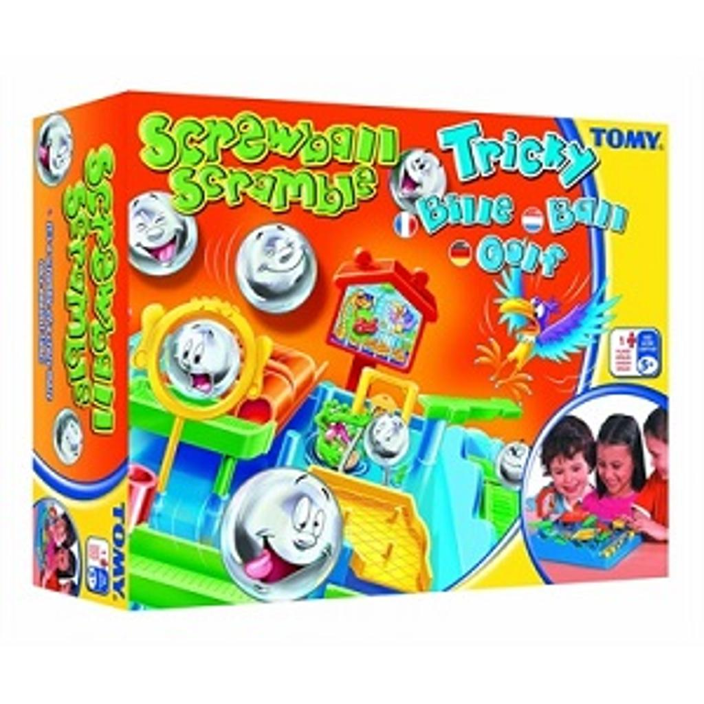Screwball scramble  |