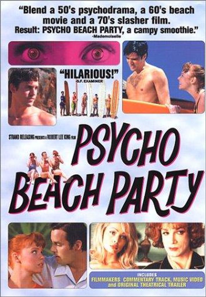 Psycho beach party / Robert Lee King, réalisateur |