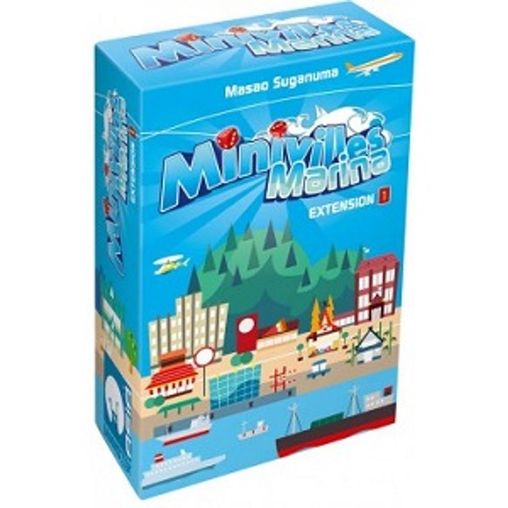 Minivilles marina extension 1 / Masao Suganuma |