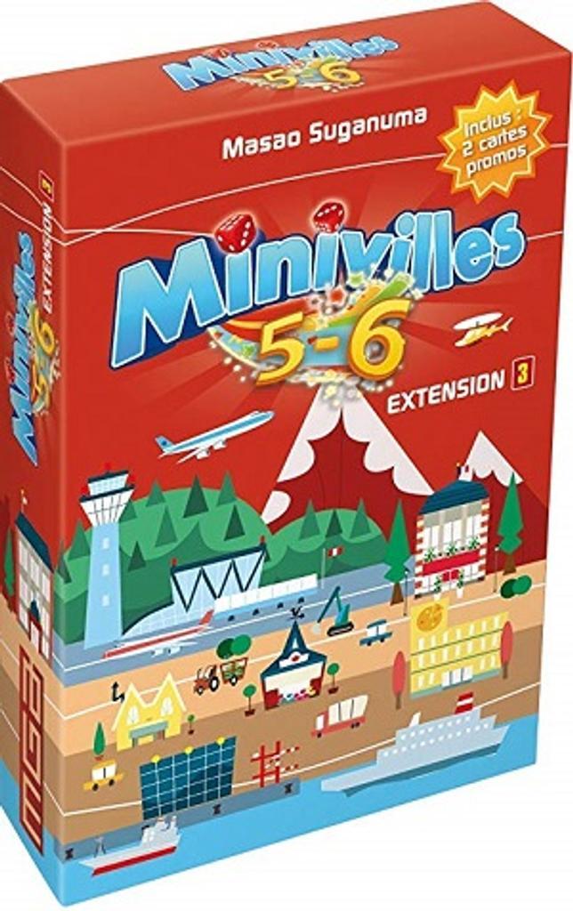 Minivilles 5 - 6 extension 3 / Masao Suganuma |