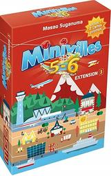Minivilles 5 - 6 extension 3 / Masao Suganuma | Suganuma, Masao. Auteur