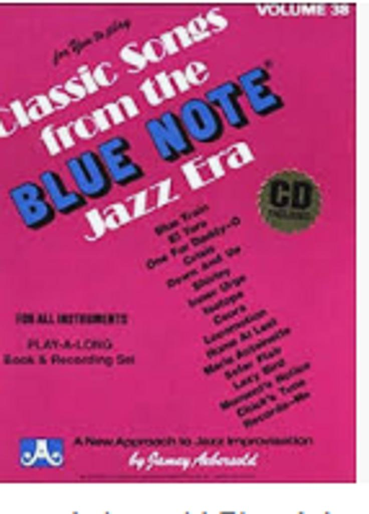 Jazz era : classic songs from the blue note : for all instruments |