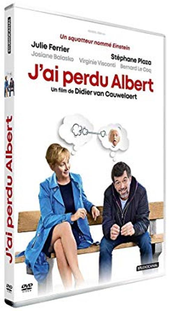 J'ai perdu Albert / Didier van Cauwelaert, réal., aut. adapté, dial. |