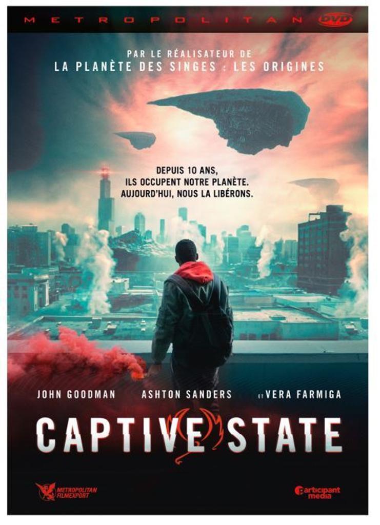 Captive state / Rupert Wyatt, réalisateur, scénario |