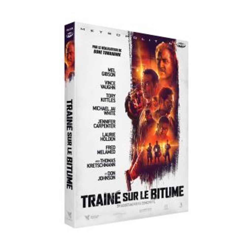 Traîné sur le bitume / S. Craig Zahler, réalisateur, scénario |