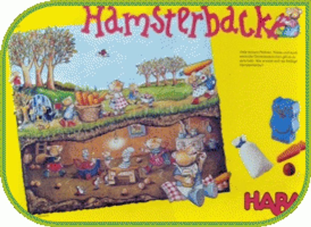 Hamsterbacke = A pleines joues / Didier Gebbardt  