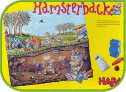Hamsterbacke = A pleines joues / Didier Gebbardt | Gebhart, Émile (1839-1908). Auteur