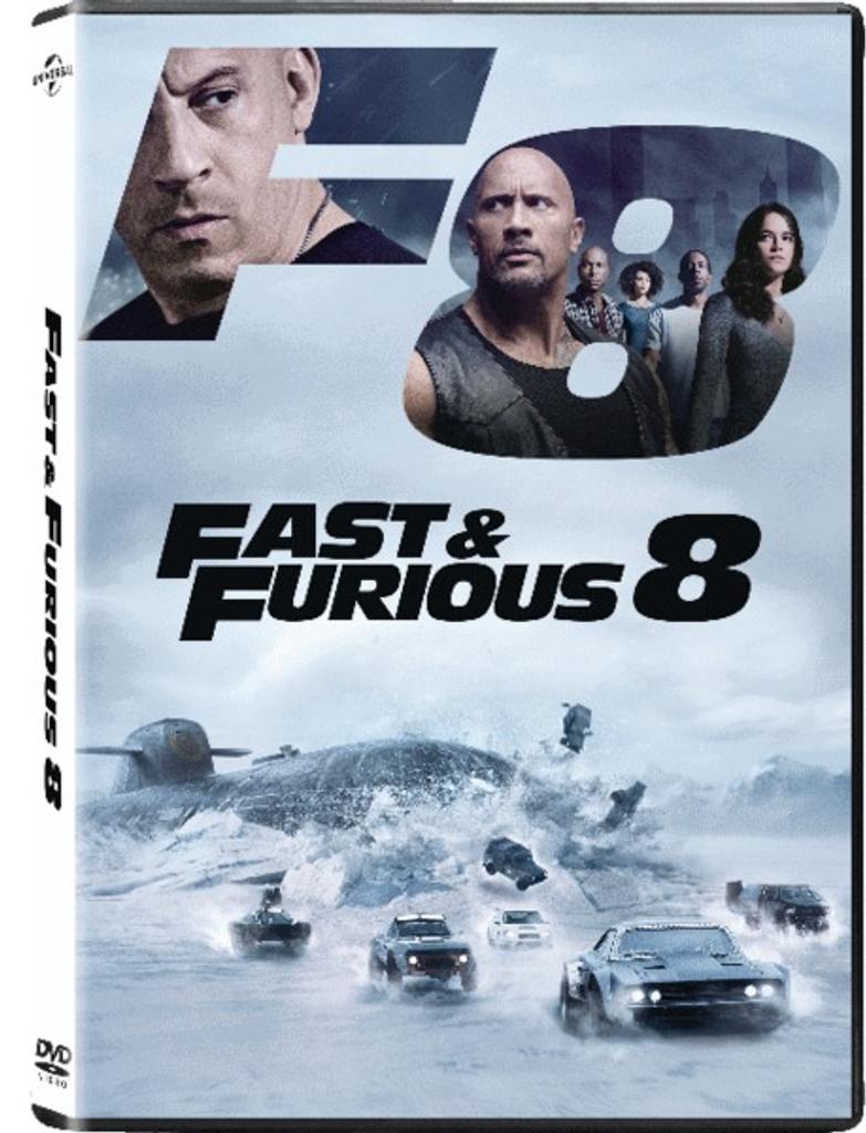 Fast & furious 8 / F. Gary Gray, réal. |