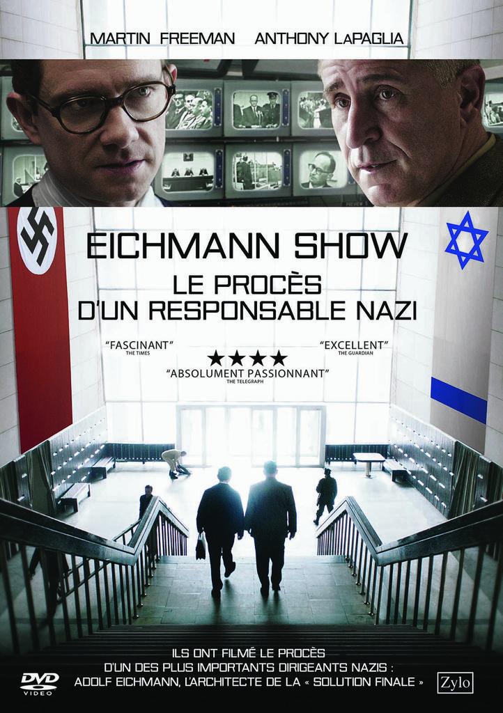 Eichmann show : le procès d'un responsable nazi / Paul Andrew Williams, réalisateur |