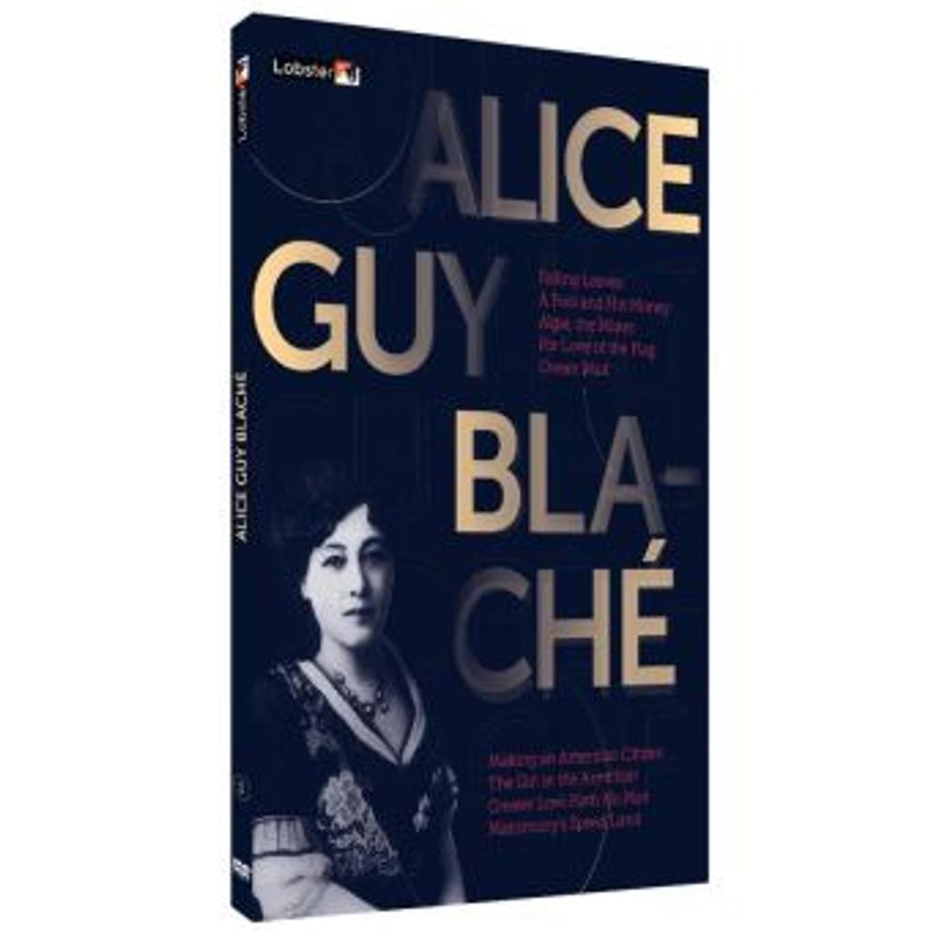 Les pionnières du cinéma. 1, Alice Guy Blaché |