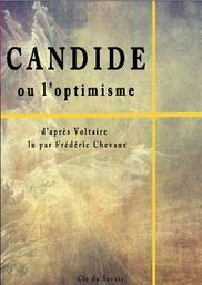 Candide ou L'optimisme / d'après Voltaire | Voltaire (1694-1778). Antécédent bibliographique