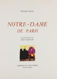 Notre-Dame de Paris / Victor Hugo. 1 | Hugo, Victor (1802-1885). Auteur