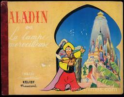 Histoire d'Aladin ou la lampe merveilleuse / images de A. Didier |