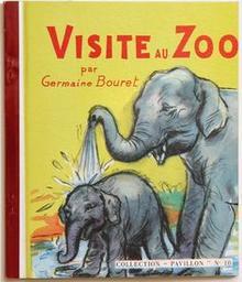 Visite au zoo / Germaine Bouret | Bouret, Germaine (1907-1953). Auteur