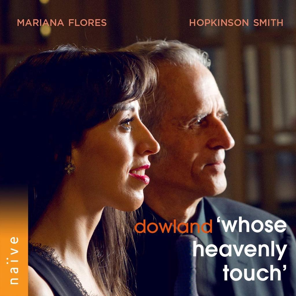 Whose heavenly touch / John Dowland | Dowland, John