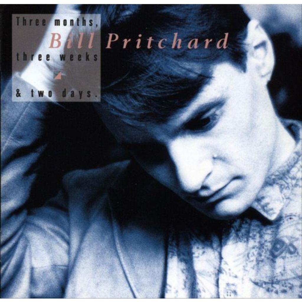 Three months, three weeks & two days / Bill Pritchard | Pritchard, Bill