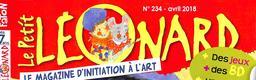 Le Petit Léonard : le magazine d'initiation à l'art / [directrice de publication Jeanne Faton-Boyancé]  |