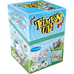 Time's up ! kids : Le time's up ! illustré pour les petits ! / Peter Sarrett | Sarrett, Peter. Auteur