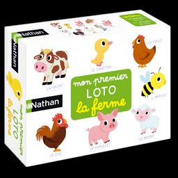 Loto : Animaux familiers |