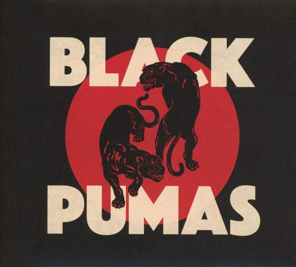 Black Pumas / Black Pumas   Black Pumas