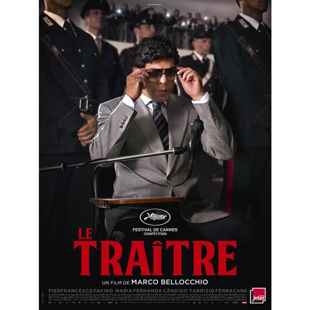 Le traître / Marco Bellocchio, réalisateur  