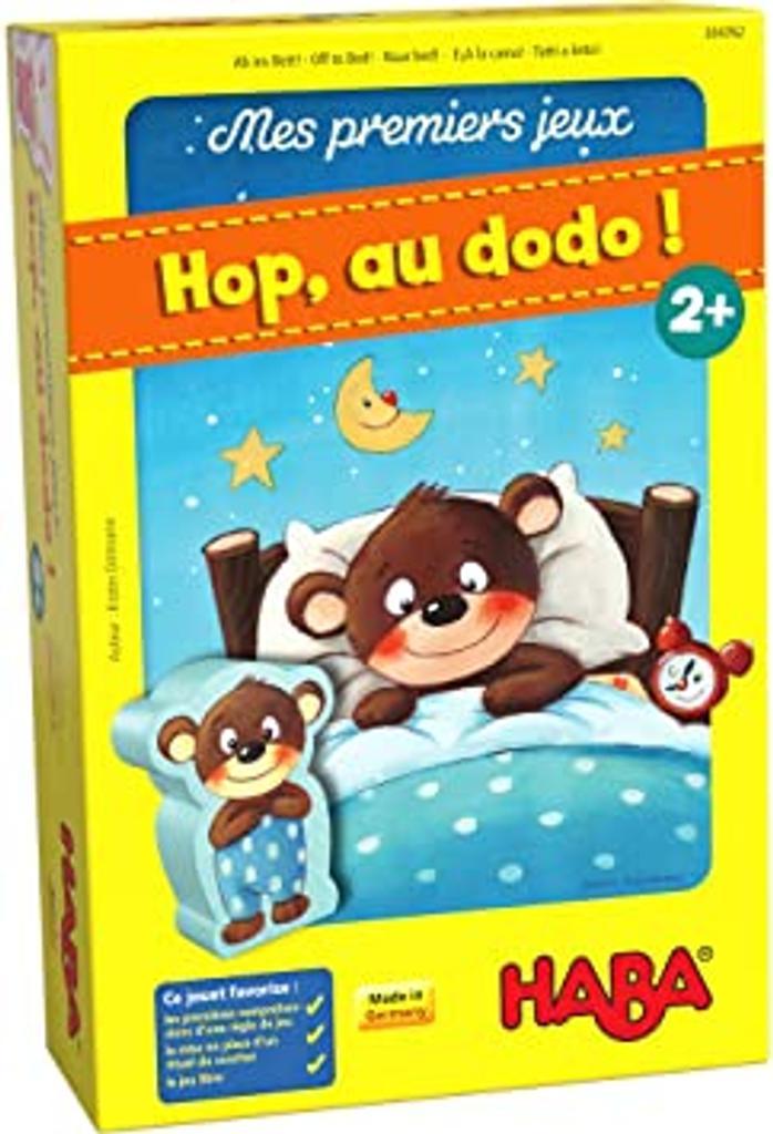 Hop, au dodo ! / Kristin Dittmann, Sabine Kraushaar |