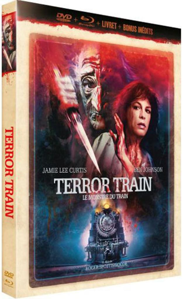 Terror train / Roger Spottiswoode, réalisateur  