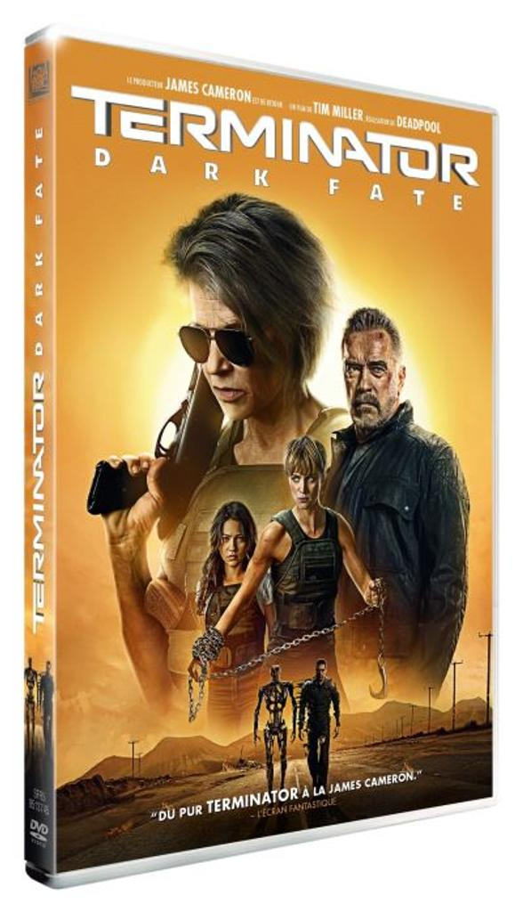 Terminator : dark fate / Tim Miller, réal.  