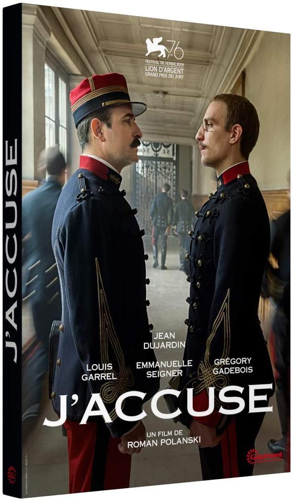 J'accuse / Roman Polanski, réalisateur  