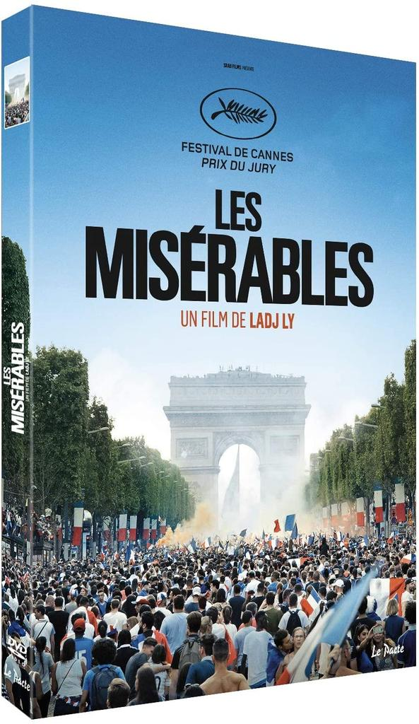 Les misérables / Ladj Ly, réalisateur  