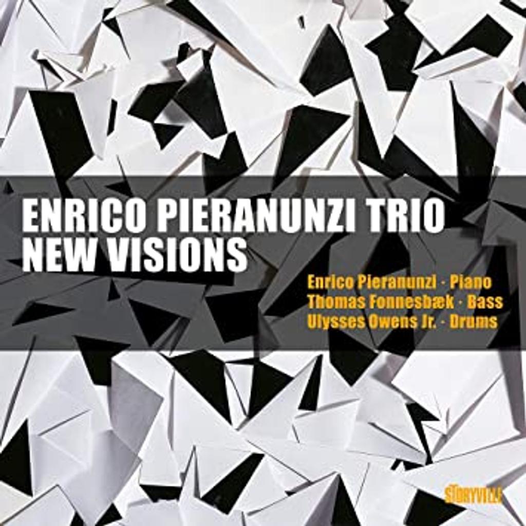 New visions / Enrico Pieranunzi Trio |