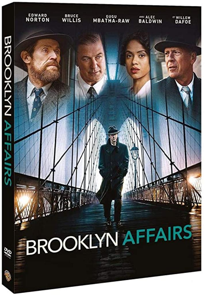 Brooklyn affairs / Edward Norton, réal., scénario, act.  