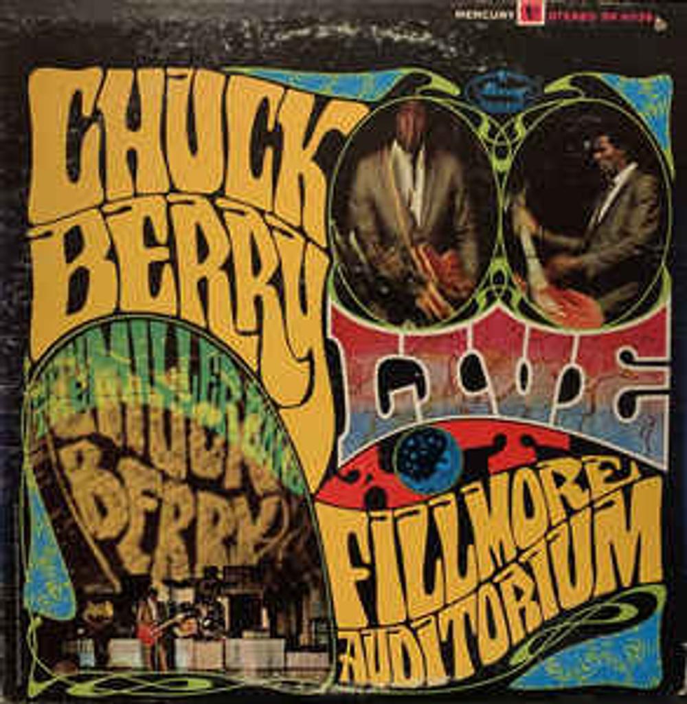 Live at Fillmore Auditorium / Chuck Berry, chant, guit... |