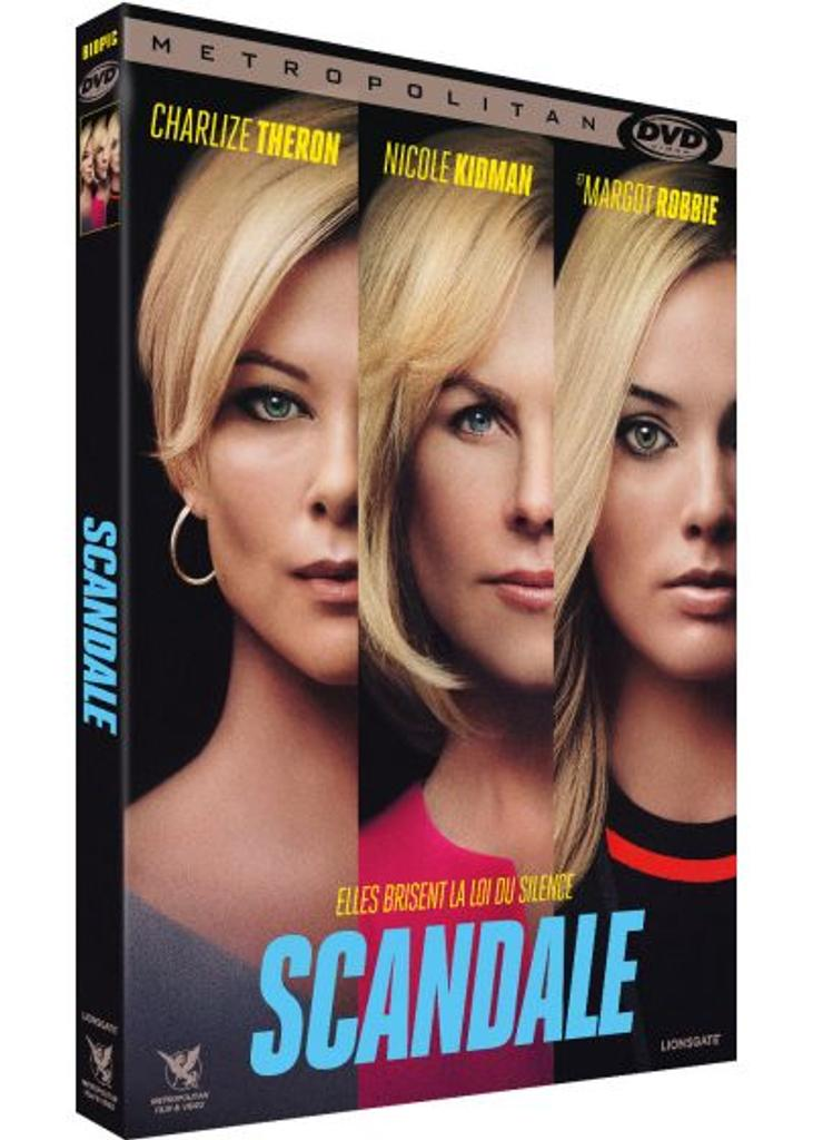 Scandale / Jay Roach, réal.  