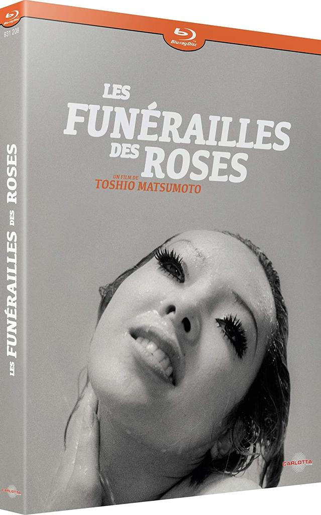 Les funérailles des roses / Toshio Matsumoto, réal., scénario  