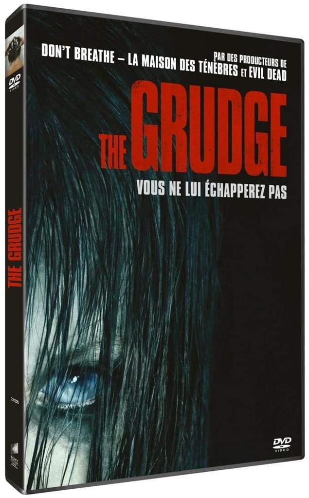 The grudge / Nicolas Pesce, réalisateur  